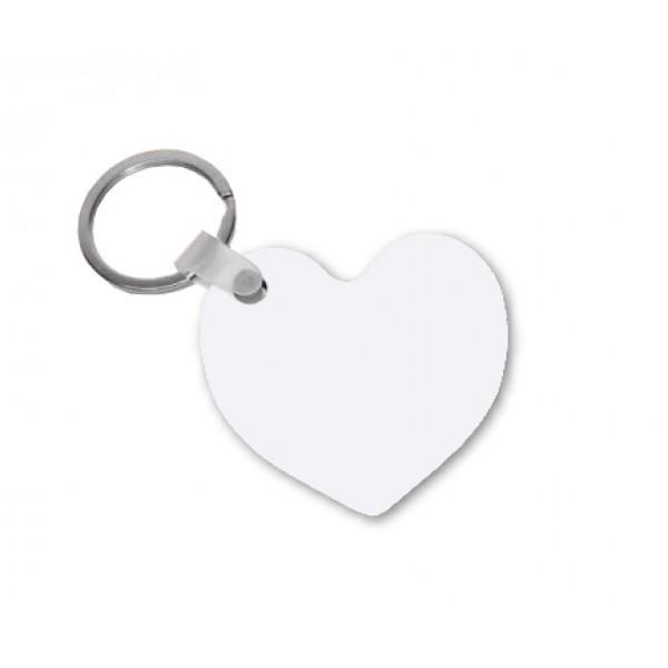 Fotoschlüsselanhänger (Herzform)