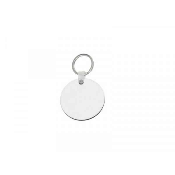 Schlüsselanhänger bedrucken (rund)